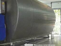 Бункерні ваги для кормозмішувача, танка охолоджувача молока