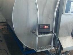 Бункерные весы для взвешивания молока до 8 тон