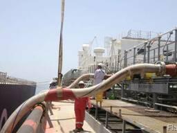 Бункеровочный рукав для криогенных жидкостей Danchem PA LPG