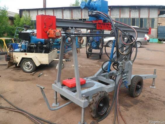 Бурение скважин. Изготовление оборудования для буровых работ