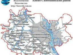 Бурение скважин Киев