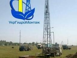 Бурение скважин под воду, пробурить скважину вся Украина