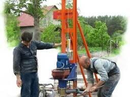 Бурение скважин на воду в Одесской области и Одессе.