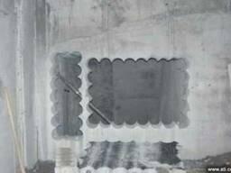 Бурение в бетонном монолите.