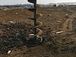 Бурение ям, лунок ямобуром по всей Украине - фото 1