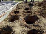 Бурение ям, лунок ямобуром по всей Украине - фото 2