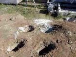 Бурение ям, лунок ямобуром по всей Украине - фото 4