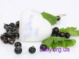 Бурлящий шар для ванн Черная смородина / 1шт х 125 г
