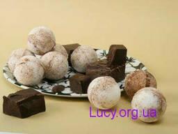 Бурлящий шар для ванн Шоколад / 1шт х 125 г
