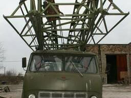 Буровая установка УРБ-ЗАМ 5004РБ-ЗАМ на МАЗ-5337