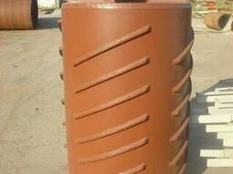 Буровой инструмент кернователь (бур колонковый)