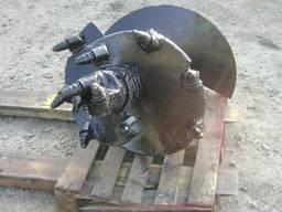Буровой шнек 300 мм под каменистый грунт