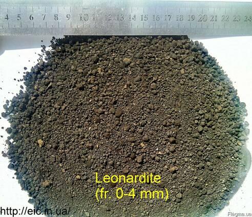 Бурый уголь сырье для гумата, органическое удобрение