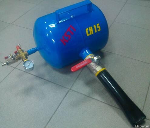 Бустер для взрывной накачки 15 л