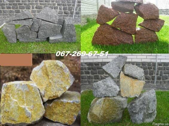 Бут Камень бутовый камень