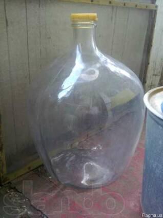 Бутыль для вина антиквар редкий качественный 50литра франция