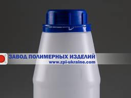 Бутылка круглая R-01, емкостью 1 литр