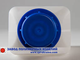 Бутылки пластиковые прямоугольные K-01 емкостью 1 литр