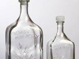 Бутылки, Графины, Бутыли от 1,2 л до 22 л