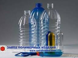 Бутылки ПЭТ 5л