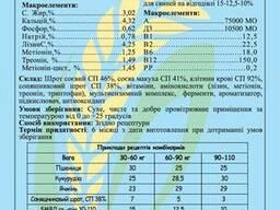БВМД премиум 30-110 гр.-фин. 15-12,5-10% для свиней от 30 кг