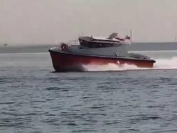 """[скоростной катер] доставки персонала стамбул, """"быстроходный катер"""" доставки экипажа"""