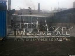 Быстровозводимые здания склады и ангары БМЗ-Металл