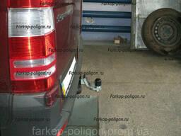 Быстросъемный фаркоп Mercedes-BENZ Sprinter 906 (315 CDI). ..