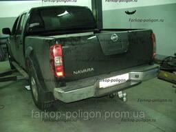 Быстросъемный фаркоп Nissan Navara с 2005 г.