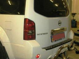 Быстросъемный фаркоп Nissan Pathfinder c 2010 г.