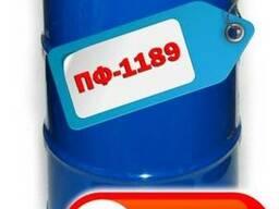 Быстросохнущая эмаль ПФ-1189 (50кг) антикоррозионная