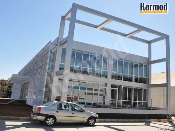 Быстровозводимые модульные здания Кармод