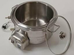 Бытовая мини сыроварка Премиум на 15 литров молока