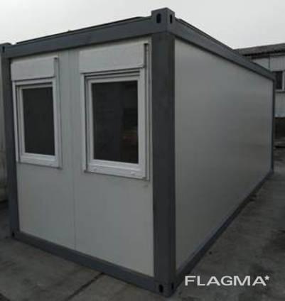 Бытовка строительная, продажа, купить офисный блок модуль