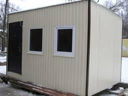 Бытовка, вагончик, дачный домик 4х2, 5 м