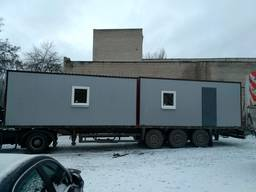 Бытовки, прорабсике, дачный дом, модульное здание, офис, пос