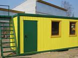 Бытовки строительные, бытовки дачные, домики садовые Киев - фото 3