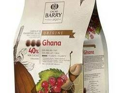 Cacao Barry Ghana -Гана молочный