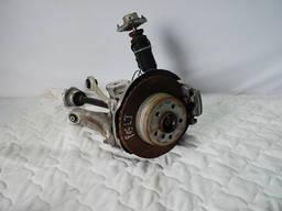 Цапфа левая/правая задняя в сборе, рычаги, полуось, амортизаторы BMW X5 F15
