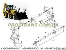 Цапфа New Holland LB110 нью холланд поворотный кулак