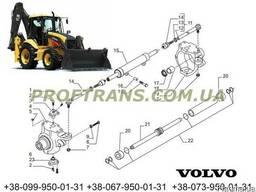 Цапфа VOLVO BL71 вольво поворотный кулак VOLVO рулевая тяга