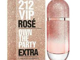 Carolina Herrera 212 VIP Rose edp 80ml (лиц. )