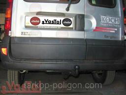 Цельносварной фаркоп Renault Kangoo I (исключая кузов. ..