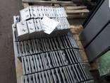 Штампованные металлические норийные ковши , нории - фото 1