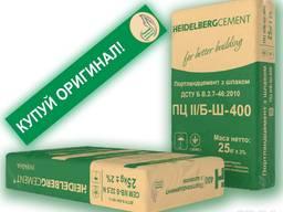 Цемент Хайдельбер М 400 и М 500 25 кг