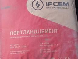 Цемент Ивано-Франковск ПЦ-500 50кг