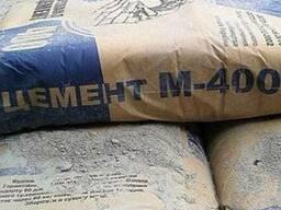 Цемент М 400 и М 500 оптом