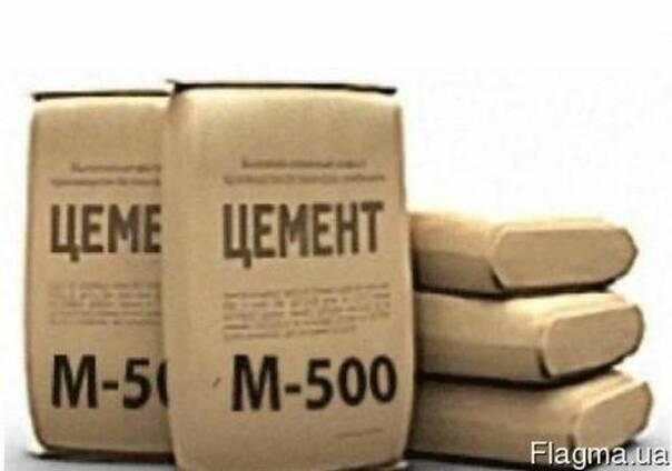 Цемент м 400, м 500 ОПТ. Любая форма оплаты