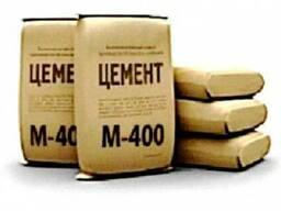 Цемент м 400 Портландцемент с доставкой - фото 4