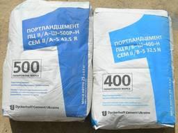 Цемент м500 ольшанка